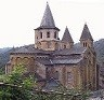 Conques_Abbatiale_chevet
